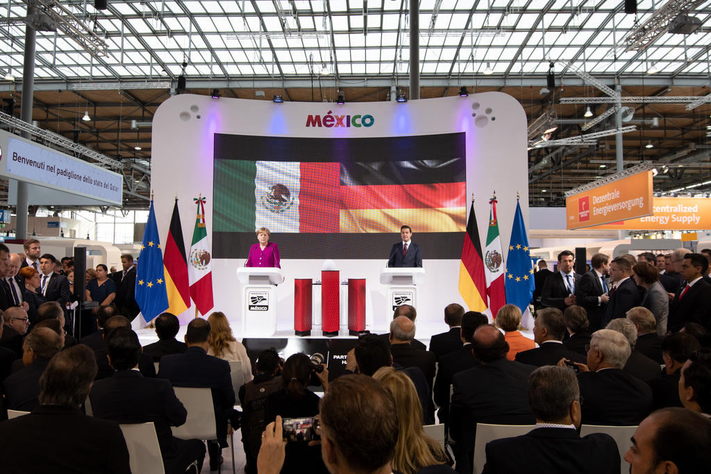 HANNOVER MESSE & CeMAT 2018