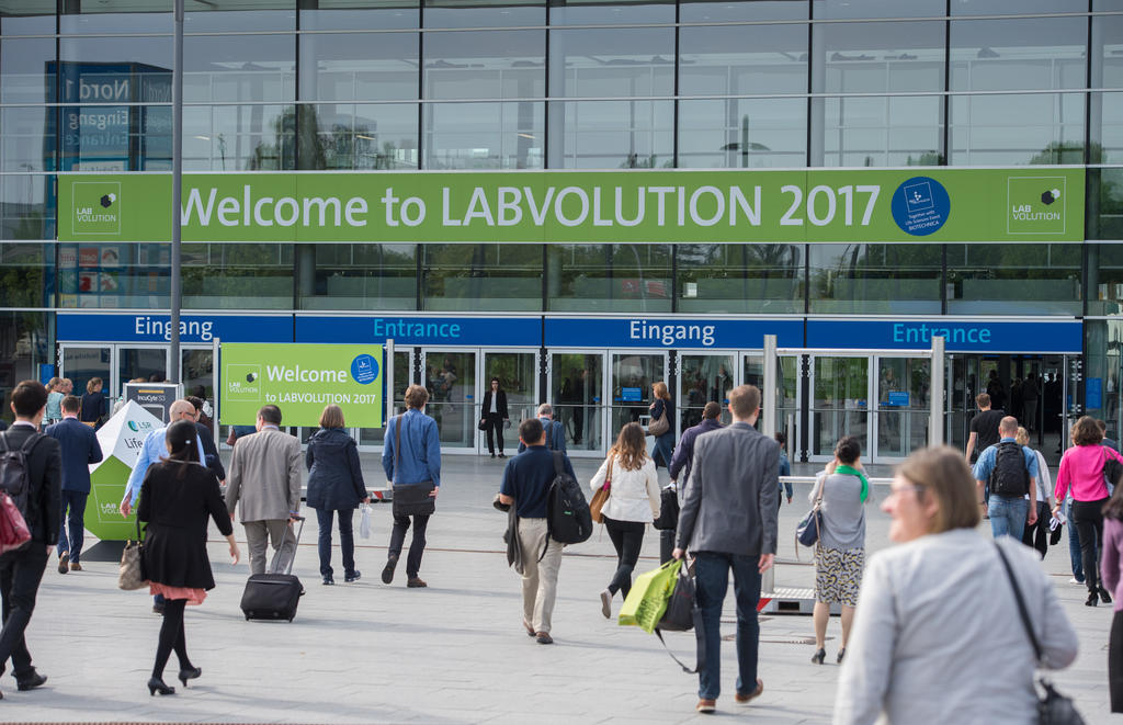 LABVOLUTION 2017, 16.-18. Mai