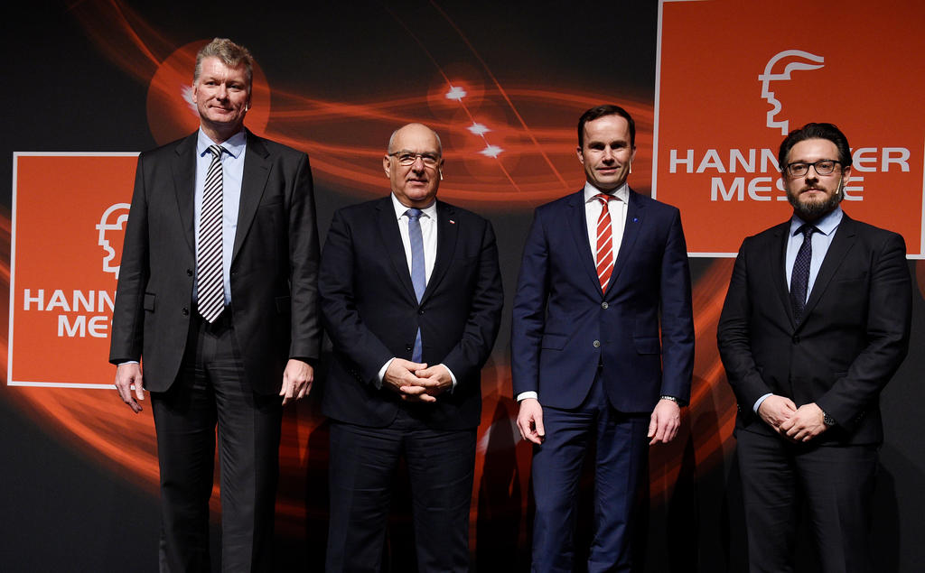 HANNOVER MESSE-Preview 2017