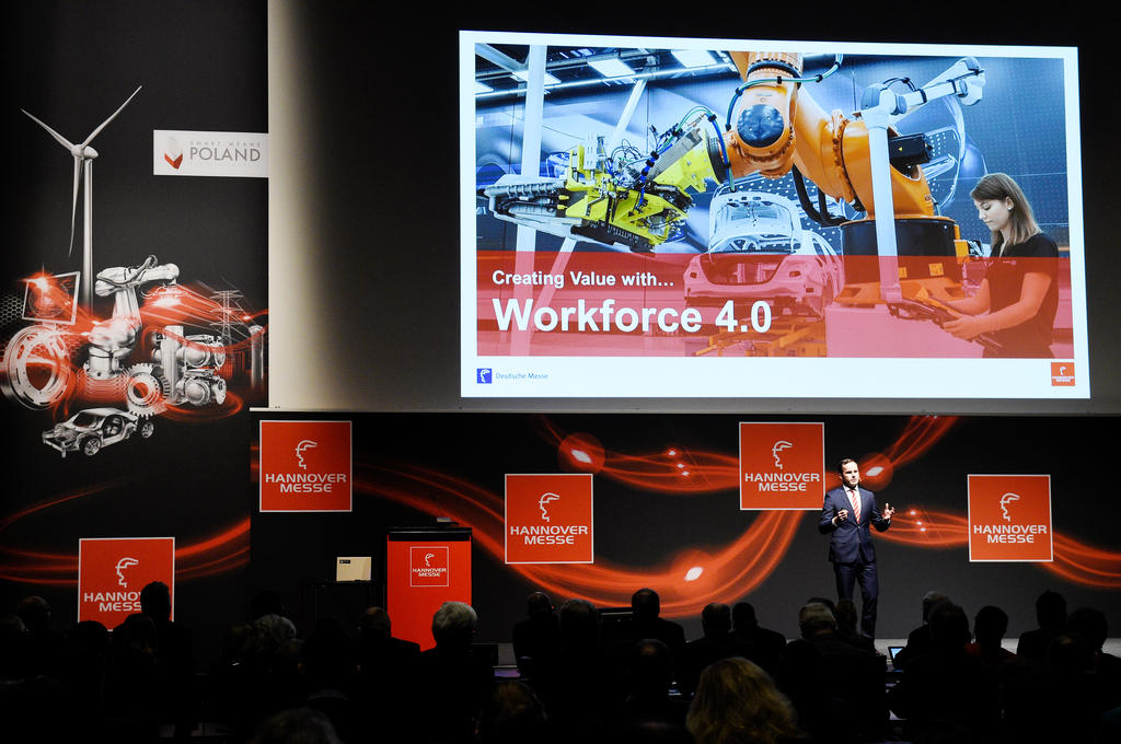 HANNOVER MESSE Preview 2017
